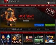 Fly Casino - Playtech