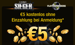 CasinoSieger Bonus