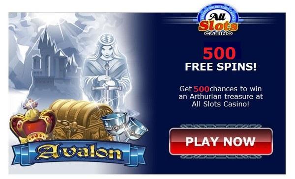 500 Freespins