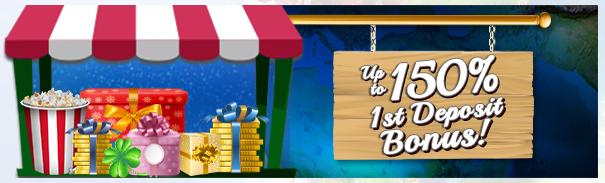 Winspark Willkommens Bonus