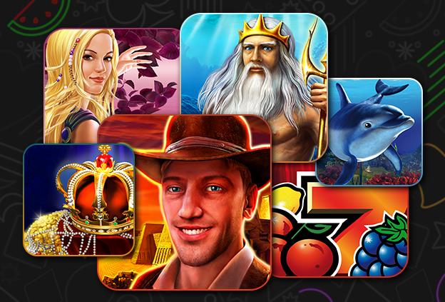 Novoline Spiele
