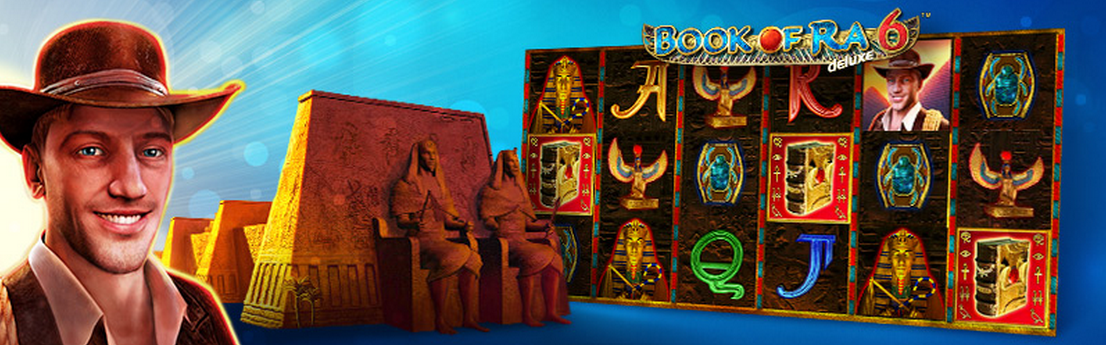 Book of Ra 6 im Stargames