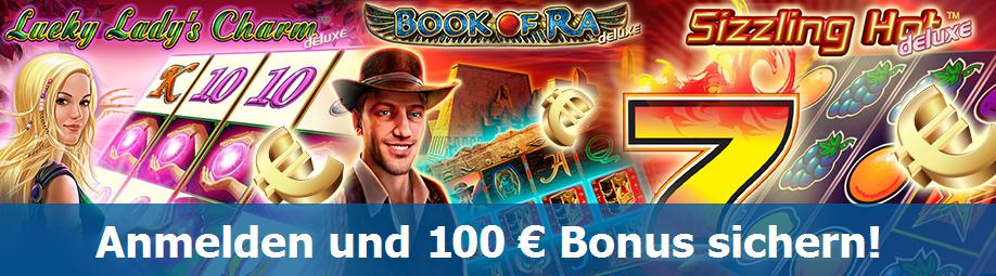 100 € StarGames Bonus