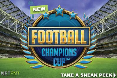 Freispiele ohne Einzahlung Football Champions Cup Slot