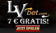LVbet Gratis Bonus