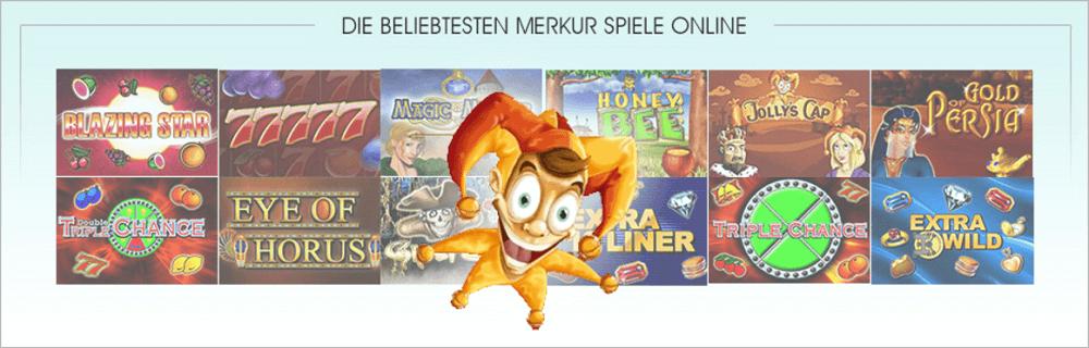 Merkur Online Quasar Gaming