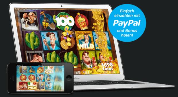 Mybet Casino Paypal