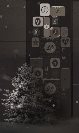 OVO Weihnachtskalender