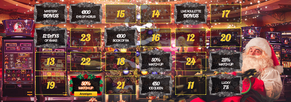 Stargames Casino Advent