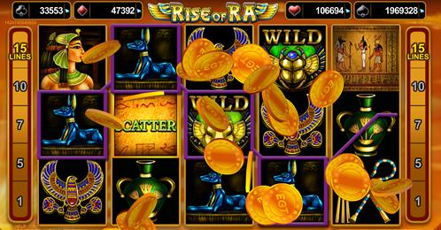 Rise of Ra Freispiele