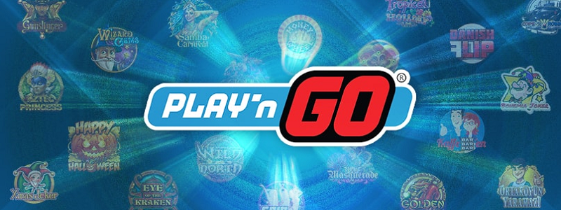 Playn'Go Online Automaten