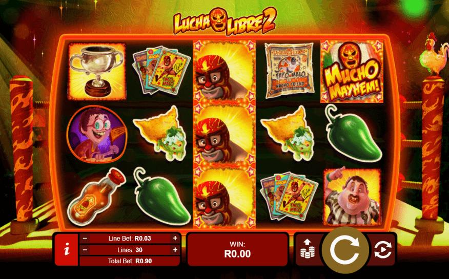 Luca Libre 2 Slot