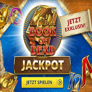 Book of Dead Jackpot