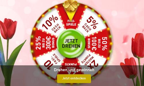 Casino Club Glücksrad
