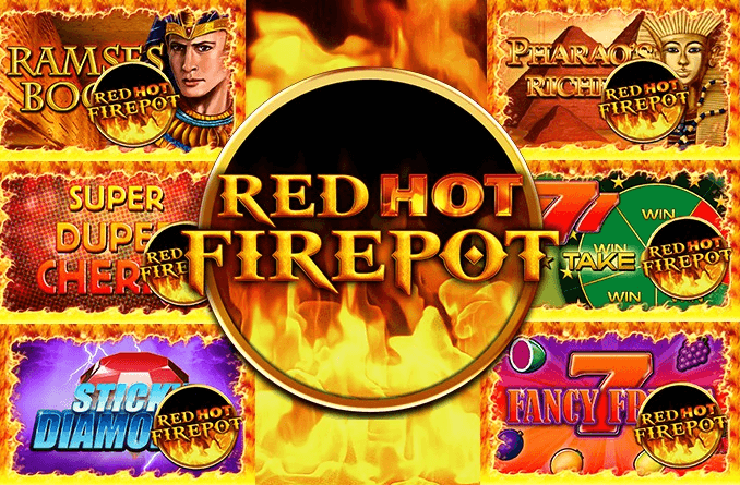 Red Hot Firepot Spiele