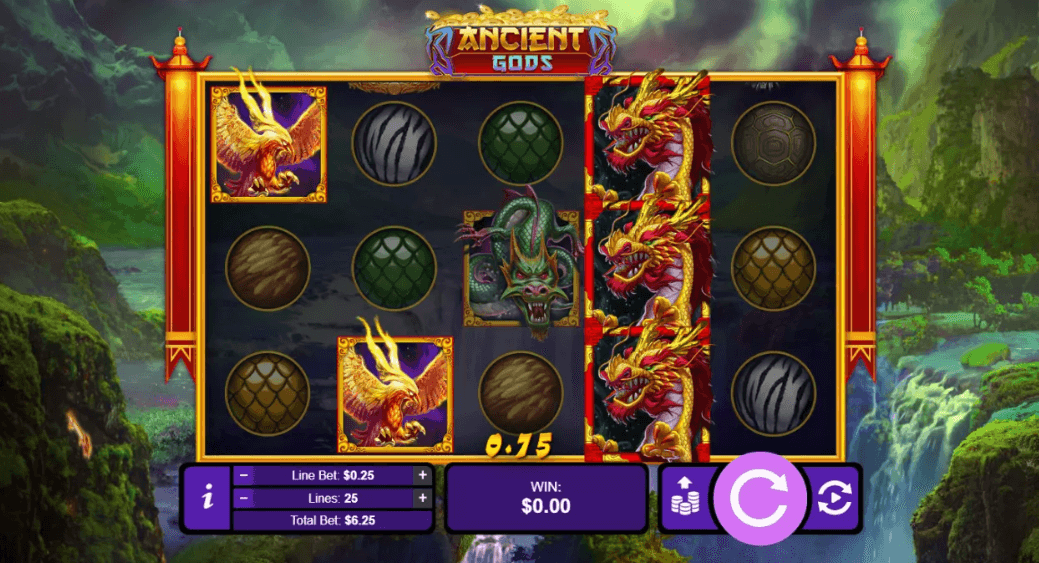 Ancient Gods Slot