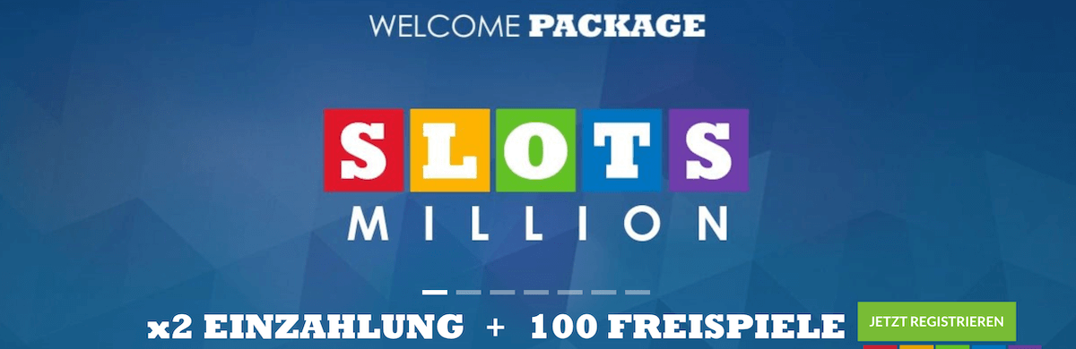 Spinomenal Slots Million