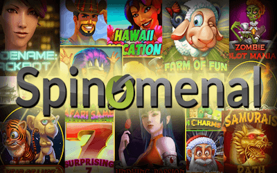 Spinomenal Slots Million Casino