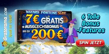 Gratorama - 7€ Gratis Geld